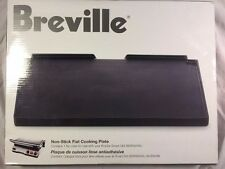 Breville Non-Stick Flat Cooking Plate BGR820FP (BGR820XL Electric Grill) NEW