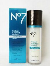 Boots No. 7 Protect and Intense Advanced Serum Bottle - 1 oz.