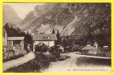 cpa 74 - SERVOZ (Hte Savoie) Le Col d'ANTERNE HÔTEL des Gorges de la DIOSAZ