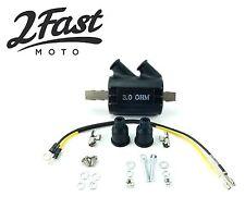 Honda 12V 12 Volt Ignition Coil Dual Output High Performance 3 Ohm DC1-1 NEW