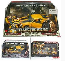 TRANSFORMERS REVENGE OF THE FALLEN BUMBLEBEE SAM WITWICKY HUMAN ALLIANCE V LVEVL
