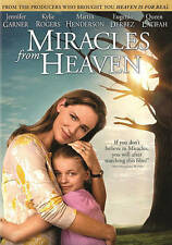 Miracles from Heaven DVD NEW 2016 Eugenio Derbez, John Carroll Family Drama !
