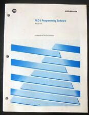 Allen Bradley Plc-5 Programming Software Release 4.5 Instruction Set Reference