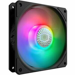 Cooler Master SickleFlow Fan 120 V2 ARGB Compatible Translucent Blades