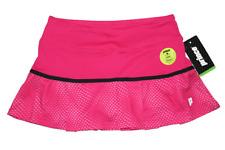 Prince Ruffled Hem Tennis Skirt Ball Pocket Spandex Undershorts Shorts Size XS