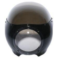 Motor Cafe Racer Headlight Fairing Windscreen For Harley Davidson Sportster Dyna