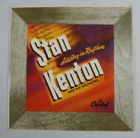 "Stan Kenton And His Orchestra ‎– Artistry In Rhythm, 10"" Vinyl record, Capitol"