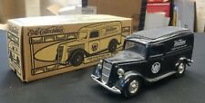 Ertl Collectibles 1936 Ford Panel Van Die Cast Bank