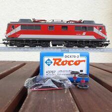 Roco 43767 E-Lok Rh 1110 529-3 ÖBB Ep.4/5 DCC Digital mit Digital-Kupplungen,OVP