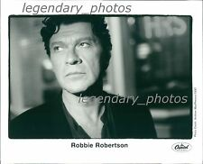 Robbie Robertson Capitol Records Original Press Photo