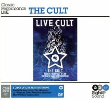 THE CULT - MUSIC WITHOUT FEAR