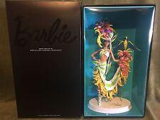 Bob Mackie Mattel MEA Rare Collector Gold Label Brazilian Banana Bonanza Barbie