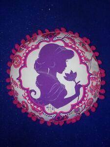Aladdin Jasmine Round Cushion Disney Jasmine Circular Pillow primark