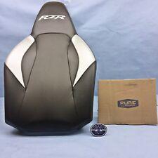 New Polaris OEM 2012 RZR 800 EFI EPS Black & Silver Seat Back Chair 2685084