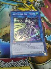 Yugioh Sky Striker Ace - Hayate CYHO-EN047 Super Rare - 1st Ed - NM/M