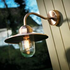 Nordlux 22671030 Luxembourg Outdoor Wall Light Copper