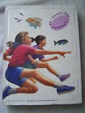 McGraw Hill Spotlight on Literacy Grade 5 Level 11 Student Text ISBN# 0021810109