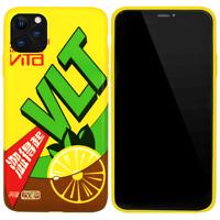 Vita Lemon Tea Drink Phone Case Cover For iPhone 11 Pro Max XS XR 8 7 Plus SE