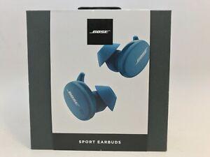 Bose Sport Earbuds True Wireless Earphones - Baltic Blue - 805746-0020