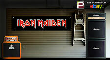 Iron Maiden Banner Band, Garage, Rehearsal Room, Bedroom use