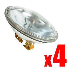 4 x HALOGEN BULB 4515 6V 30W (LA401)