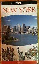 Guides Voir: New York (paperback book in French, Hachette Tourisme, 2013)