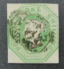 nystamps Great Britain Stamp # 5 Used $900