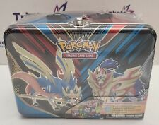 Pokemon TCG Sword & Shield Collector's Chest Tin NEW Sealed