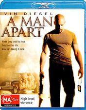 A MAN APART (2002 Vin Diesel)  -   Blu Ray - Sealed Region B