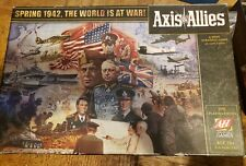 Axis & Allies 2009 Edition Spring 1942, The World Is At War! VG CONDITION