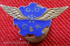 BG4814 - INSIGNE AVIATION Gnome et Rhône CLUB OMNISPORT FOOTBALL