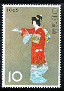 Japan 1965, Philatelic Week, Sakura C 425, SG 999, mh.
