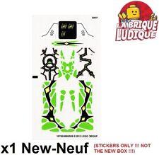 Lego - 1x Decal Sticker ninjago 9450 Epic Dragon Battle New