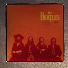 THE BEATLES 49 Coaster Record Cover Ceramic Tile