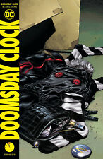 DOOMSDAY CLOCK #2 (OF 12) MAIN COVER NM (12/26/17)
