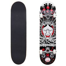 Cal 7 Oni Complete 8.0 Inch Skateboard With Japanese Graphic