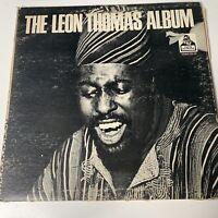 LEON THOMAS: The Leon Thomas Album FLYING DUTCHMAN Jazz LP Van Gelder