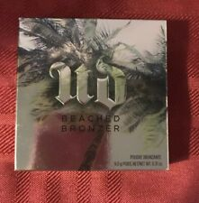 URBAN DECAY BEACHED BRONZER SUN-KISSED 0.31 OZ. NEW SEALED