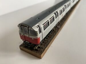 London Underground Tube 1973 Picadilly Line Stock With Display Track