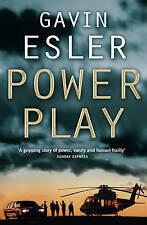 Power Play, New, Esler, Gavin Book