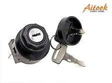 IGNITION KEY SWITCH FOR POLARIS ATV XPEDITION 425 2000 WITH KEY 4 PIN
