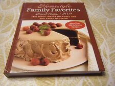 New - Homestyle Family Favorites - Annual Recipes - 2009 - More than 250 recipes