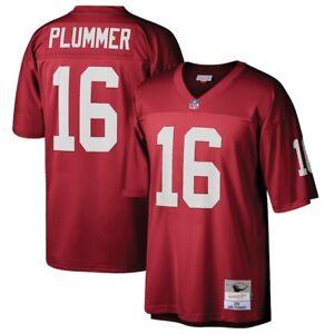 Jake Plummer 2000 Arizona Cardinals Mitchell & Ness Men's NFL Red Legacy Jersey