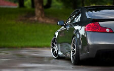 """INFINITI G35 TUNING A3 CANVAS PRINT POSTER FRAMED 16.5"""" x 11.1"""""""