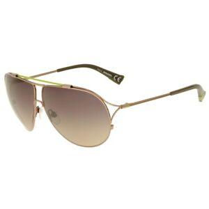 Diesel Sonnenbrille DL0017_6336B Herren Damen Silber Grün Sunglasses NEU & OVP