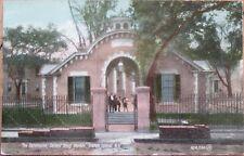 1916 Postcard: Gatehouse, Sailors' Snug Harbor - Staten Island, New York NY