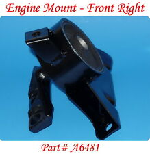 A6481 Engine Mount Front Right Fits: MAZDA PROTEGE 1999-2003 PROTEGE5 2002-2003
