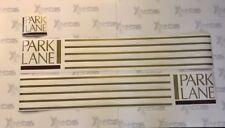 MINI -  PARK LANE  Decal SET (sides & boot) - Graphics/decals/stickers/viynl