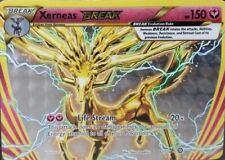 Xerneas BREAK Ultra Rare NM Steam Siege 82/114 Pokemon TCG