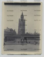 More details for liverpool photo 1896-7 overhead railway station and church st nicholas